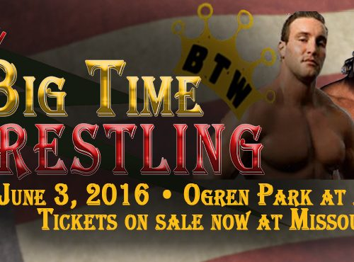 Big Time Wrestling is here!