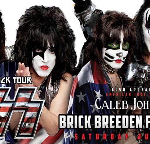 See KISS live in Bozeman!