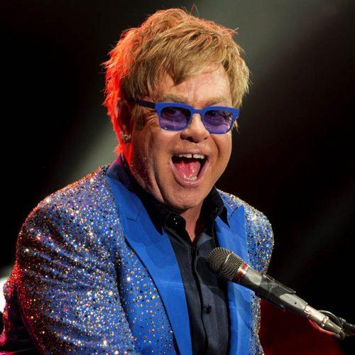 Helloooo, Elton …