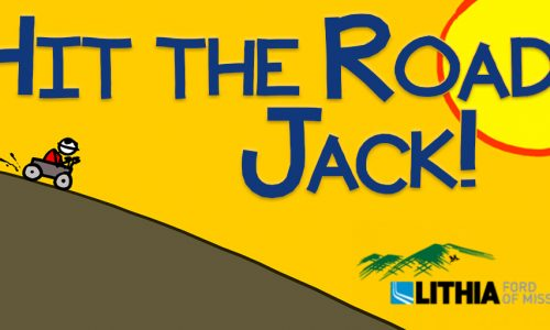 Flee the smoke with Jack and Lithia!