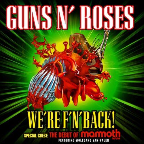 Guns N' Roses 2021