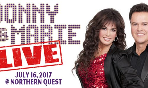 See Donny & Marie LIVE!