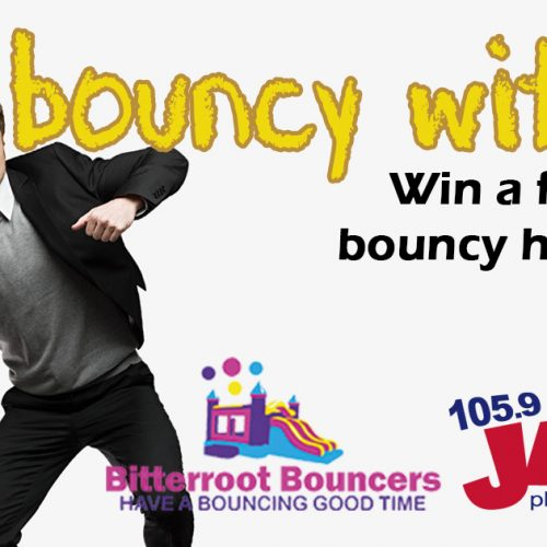 Win a free bounce house rental!