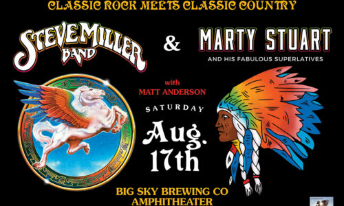 Classic Rock Meets Classic Country
