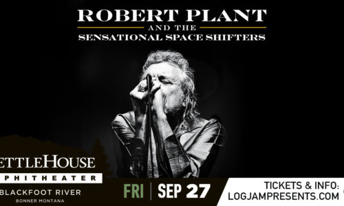 Robert Plant & The Sensational Space Shifters ticket GIVEAWAY!