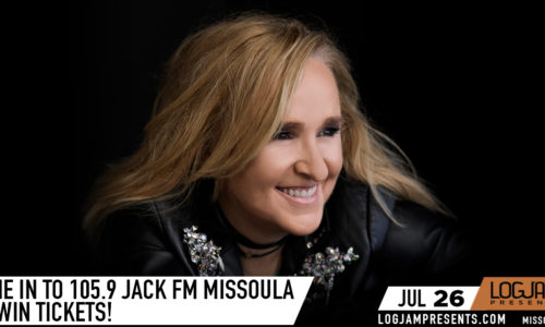 Jack FM 105.9 & Melissa Etheridge!