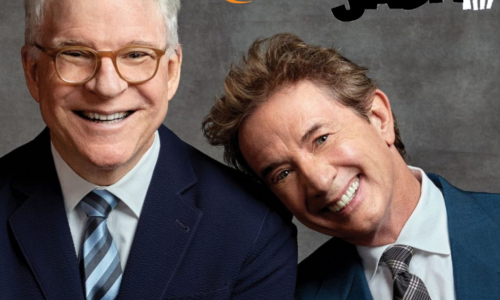 Steve Martin + Martin Short at Northern Quest giveaway!