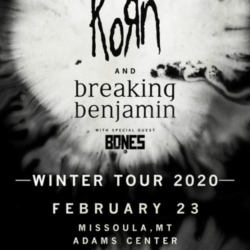 KORN + Breaking Benjamin- Be My Valentine!