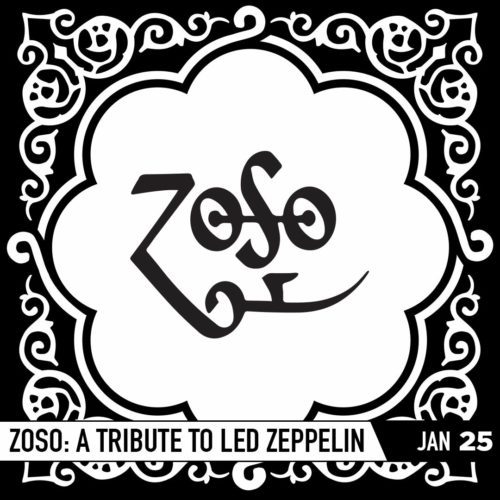 LED ZEPPELIN TRIBUTE!!
