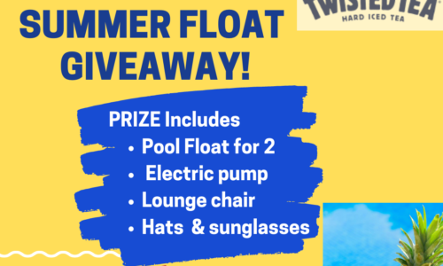 Jack's Twisted Tea Summer Float giveaway