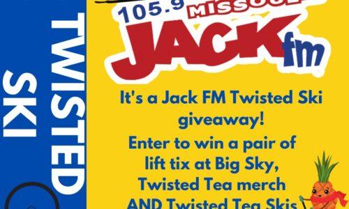 Twisted Tea SKI giveaway