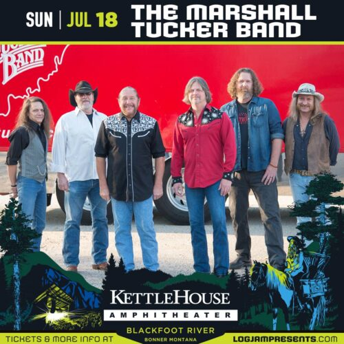 Marshall Tucker Band ticket giveaway!