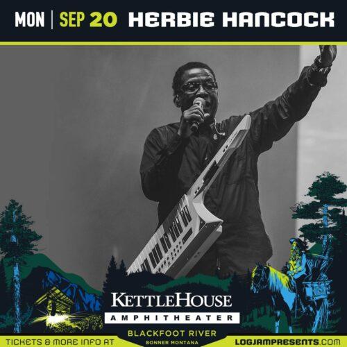 Herbie Hancock giveaway!